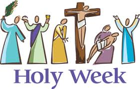 The Passion Of Christ.  A Reading, Prayers and Reflections for Holy Week.