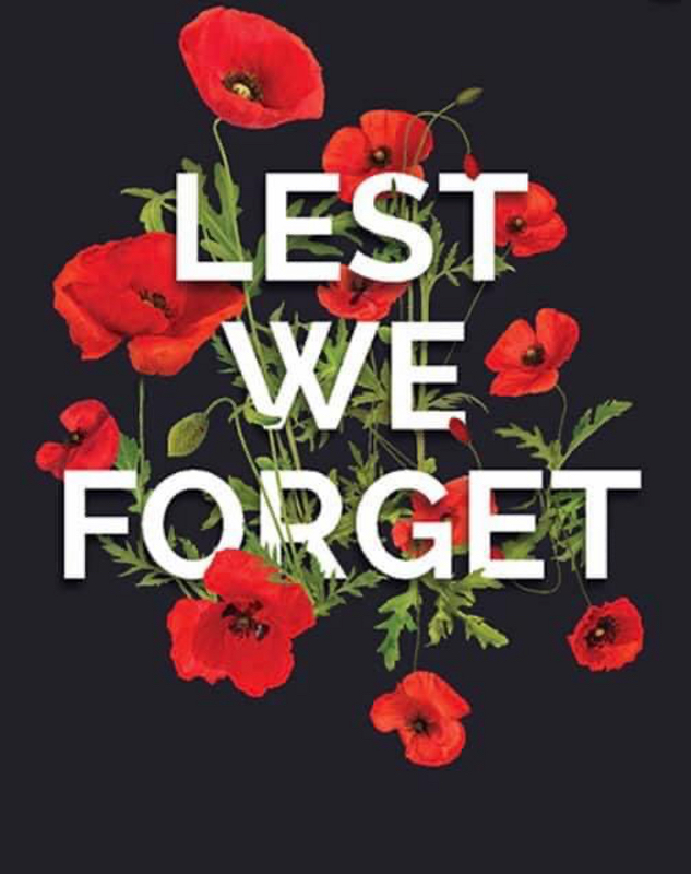 Sunday 8th November. Remembrance Service_ Online only.